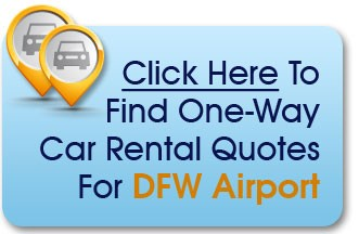 compare DFW car rental companies