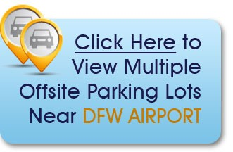 offsite DFW Airport parking lots