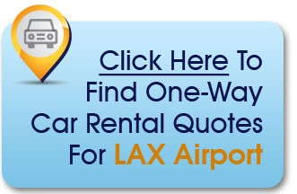 LAX car rental companies
