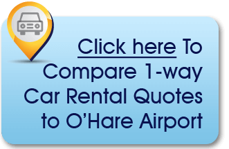 Eliminate O'Hare parking with car rentals