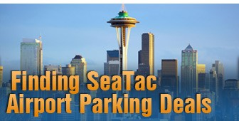 Finding SeaTac Airport Parking Deals
