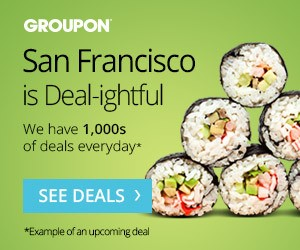 SFO Parking Groupon