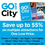Go City Card Coupon Codes and Promo Codes