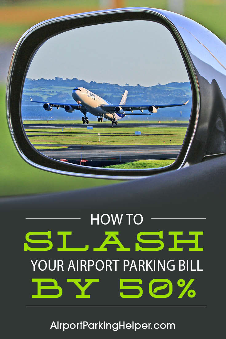 Groupon airport parking deals strategy