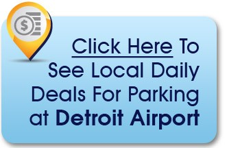 Detroit airport parking coupons at Groupon
