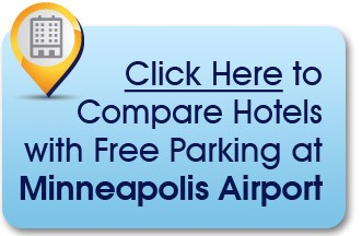 Minneapolis airport hotels with free parking