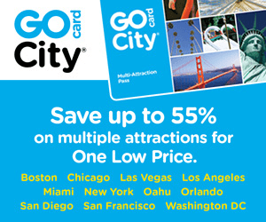 go city card banner ad