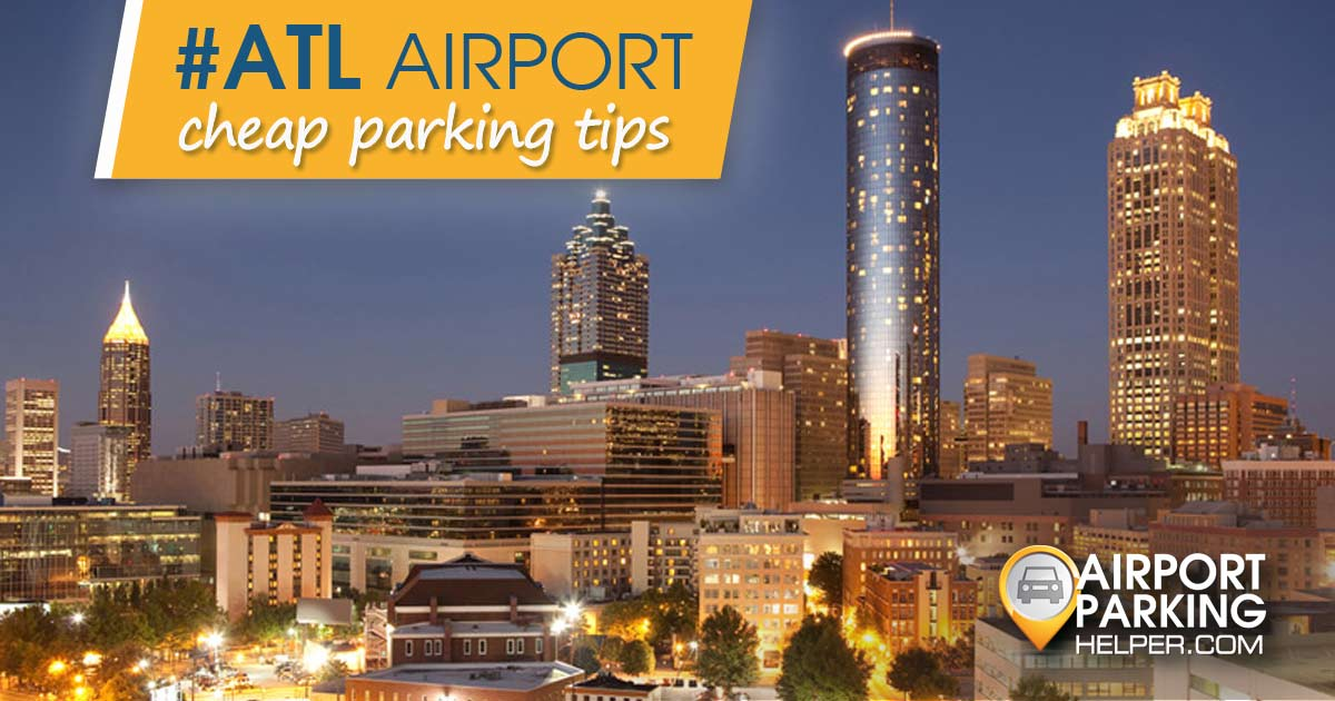 atlanta hartsfield jackson airport parking coupons
