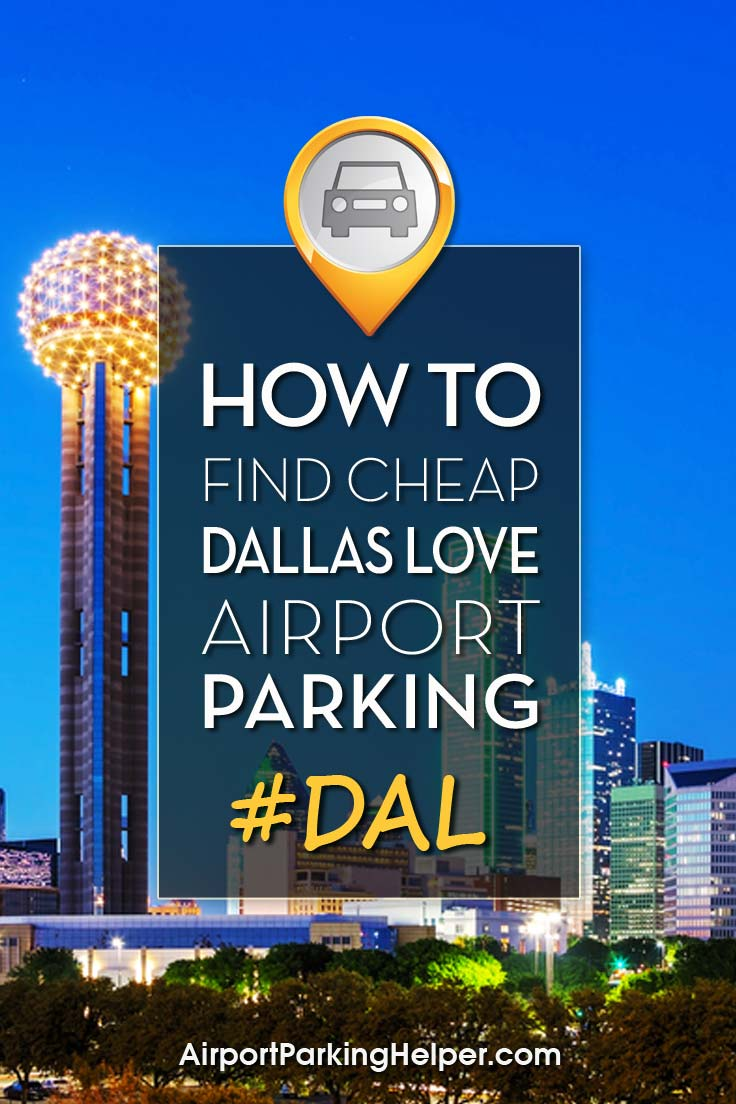 DAL Dallas Love Field parking image
