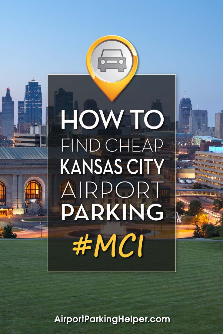 MCI Kansas City KCI parking image