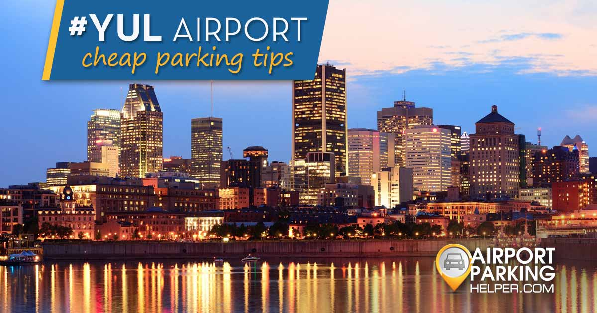 Long Term Car Rental Cost >> Montréal Trudeau Airport Parking - Long Term YUL Airport Parking Guide