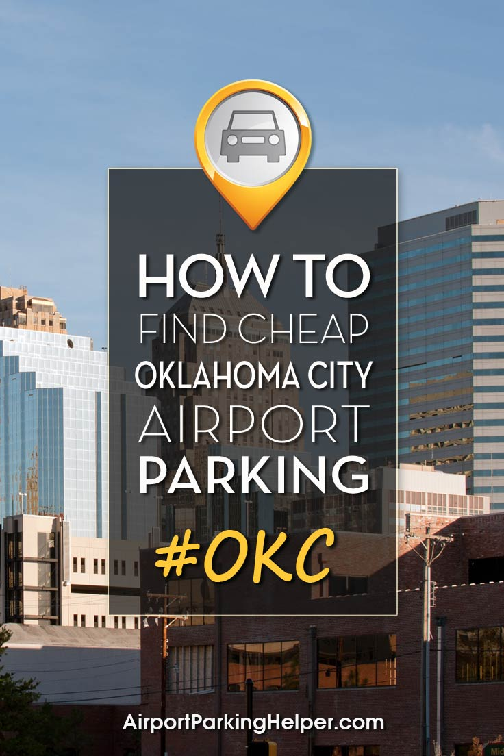 Will Rogers OKC airport parking image