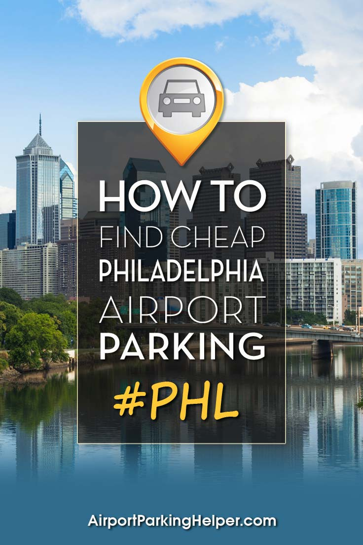 PHL Philadelphia airport parking image