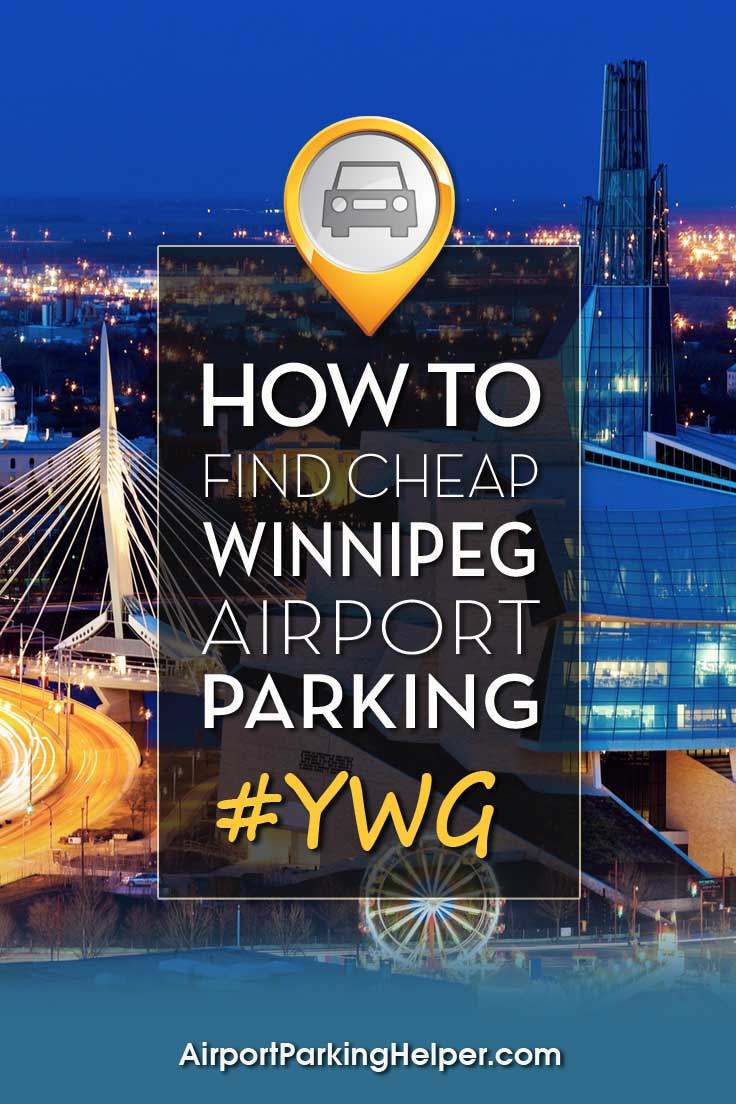 Winnipeg YWG airport parking image