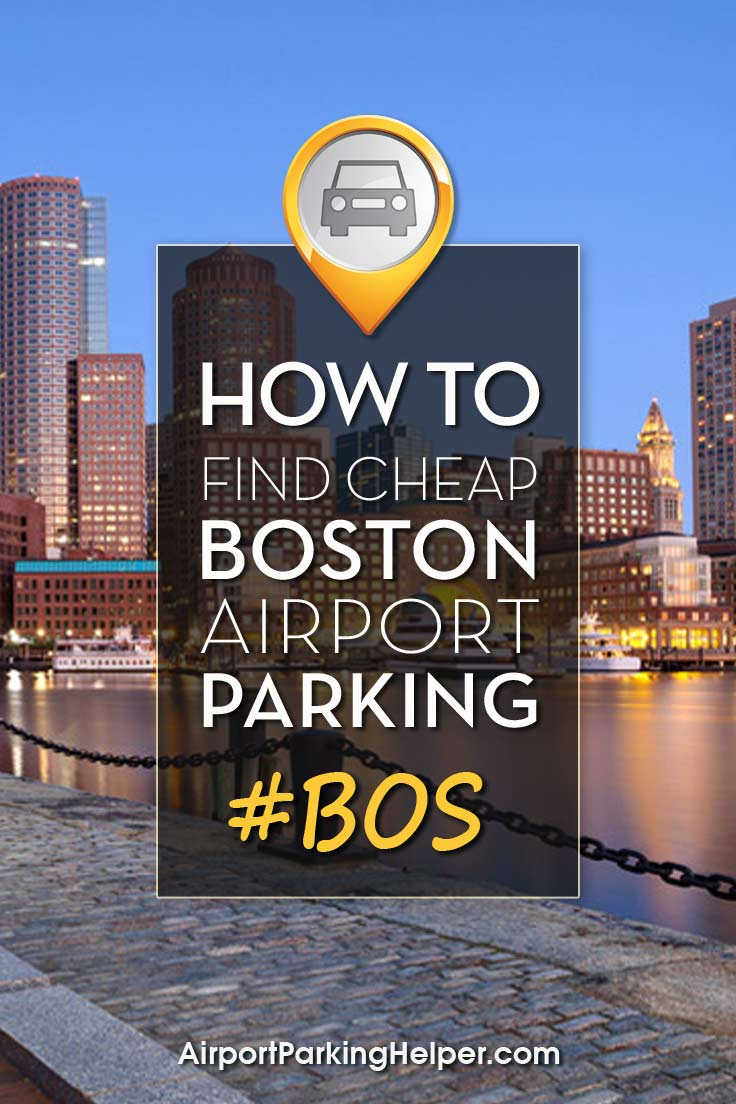 Boston Logan airport parking rates
