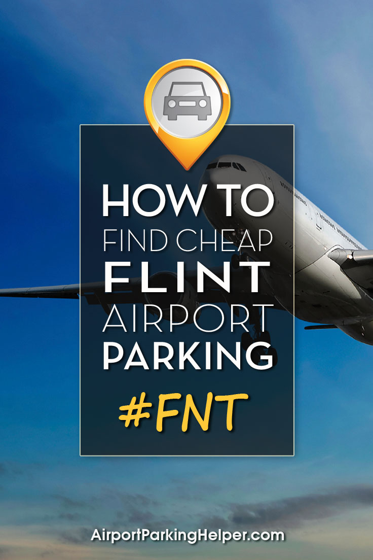 Flint FNT airport parking image