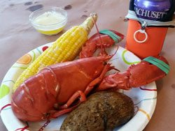 lobsterfest in maine