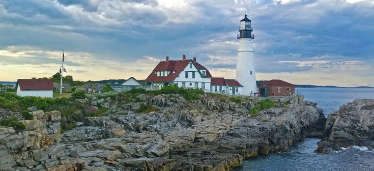 Maine lighthouse pic