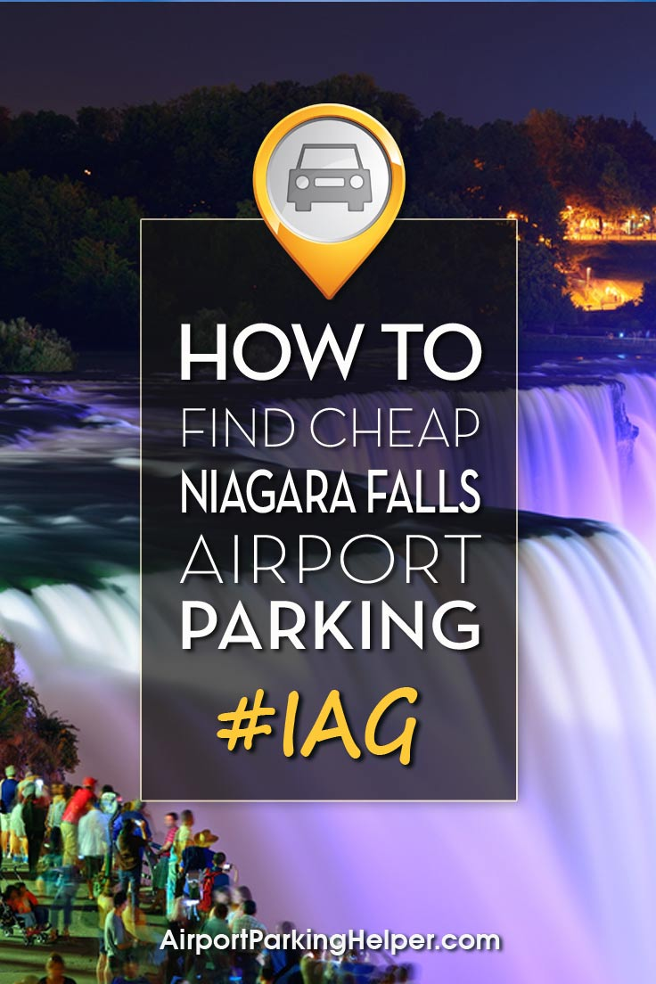 Niagara Falls IAG airport parking image