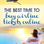 The best time to book a flight