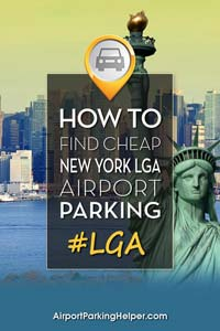 LGA LaGuardia airport parking