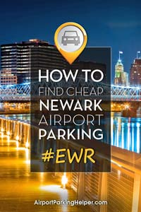 EWR Newark airport parking