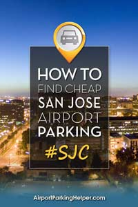 SJC San Jose airport parking