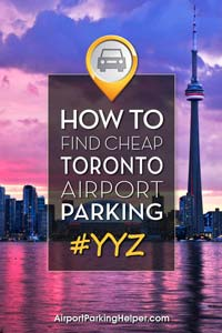 YYZ Toronto airport parking