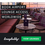 LoungeBuddy Airport Lounge App